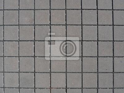 "Fototapeta Abstract Texture Background ""modern stone pavement"""