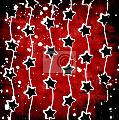 Fototapeta abstrakcja stars