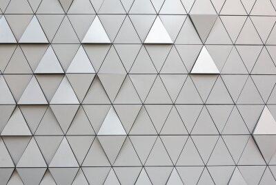 Fototapeta Abstrakcyjne srebrne tlo