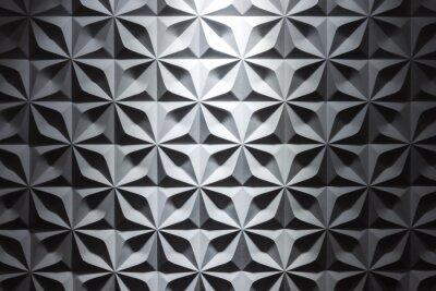 Fototapeta abstrakcyjne światła i cieni na betonowej ścianie w tle