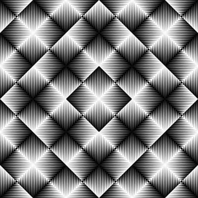 Fototapeta Abstrakcyjne Tła Placu. Bezszwowych wzoru geometrycznego