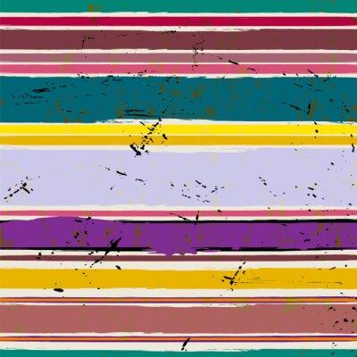 Fototapeta abstrakcyjne tło z plamami, udarów i paskiem wzór,
