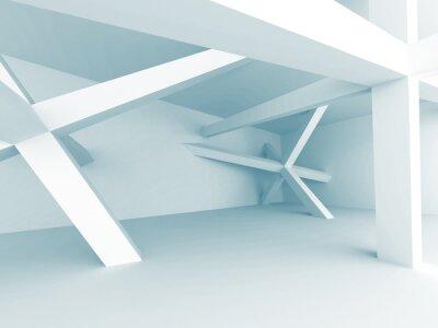 Fototapeta Abstrakt architektury. Struktura Budownictwo