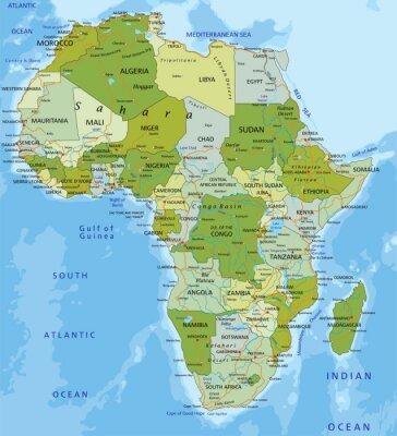 Fototapeta Afryka.