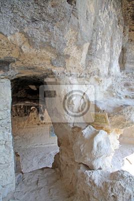 ALADZA skalny klasztor, Bułgaria