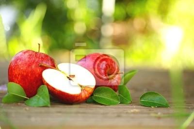Fototapeta Äpfel