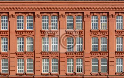 Architektura Rocznika Klasyczna Fasada Budynku Fototapeta