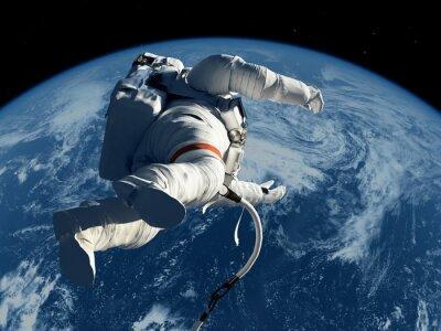 Fototapeta astronauta