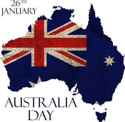 Fototapeta Australia dzień plakat