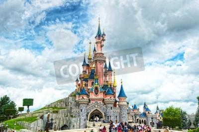 Fototapeta Bajkowy Zamek we Francji