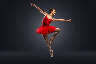Fototapeta Baletnica