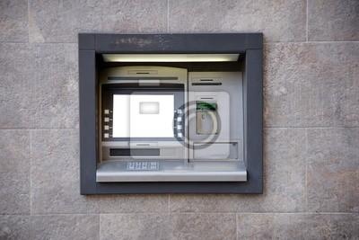 Fototapeta Bankomat