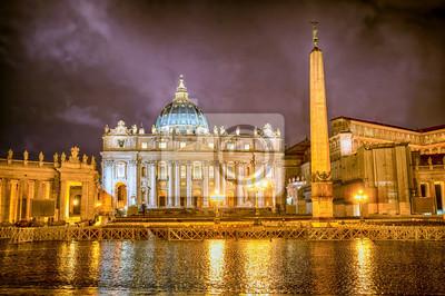 Fototapeta Bazylika Świętego Piotra, Watykan