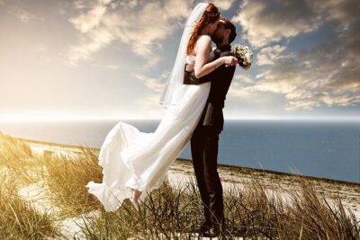 Fototapeta Beach wedding