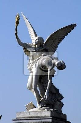 Posąg w Berlinie