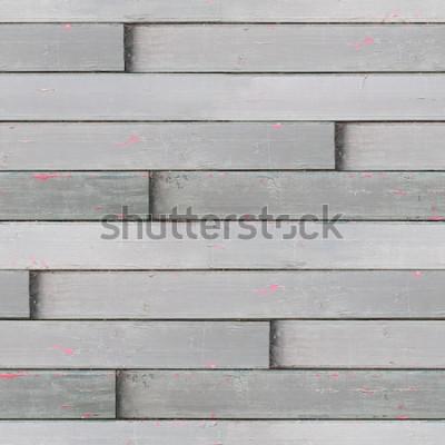 Fototapeta Bez szwu malowane tekstury drewna