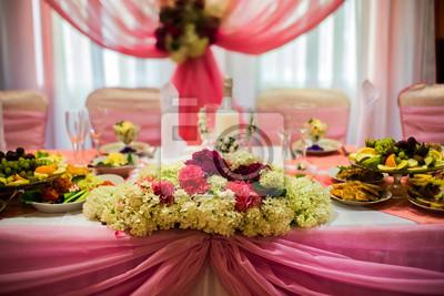 Białe I Fioletowe Kwiaty Dodatki ślubne Weselne Zdobione Kwiatami