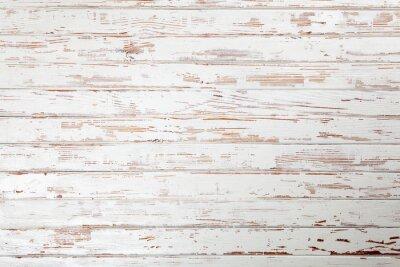 Fototapeta Białym tle drewnianych