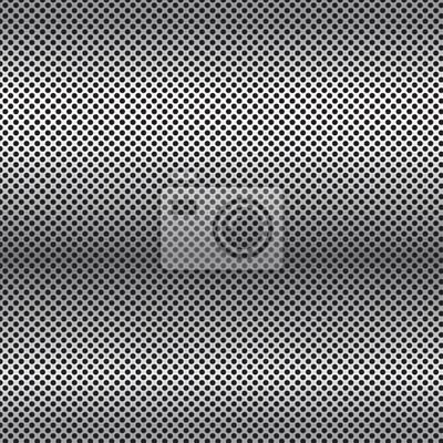 Modne ubrania Blacha perforowana ze stali nierdzewnej w tle Fototapeta GE26