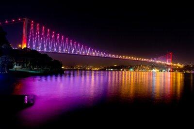 Fototapeta Bosphorus Bridge