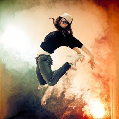 Fototapeta Brakedancer