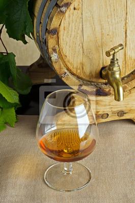 Fototapeta brandy
