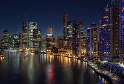Fototapeta Brisbane nabrzeża