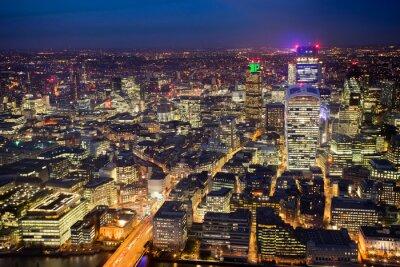 Fototapeta budynek biurowy Biznes w Londynie