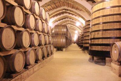 Fototapeta Cantina Florio vino di Marsala