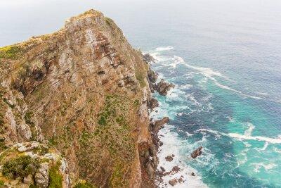 Fototapeta Cape Point w pobliżu Przylądka Dobrej Nadziei RPA