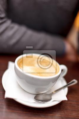 Fototapeta cappuccino