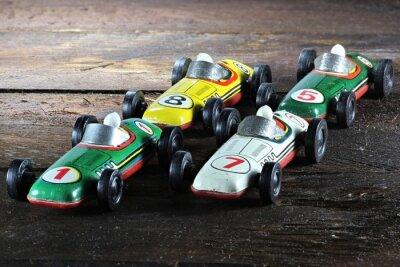 Fototapeta Car Race 01