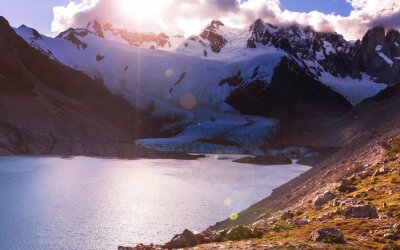 Fototapeta Cerro Torre