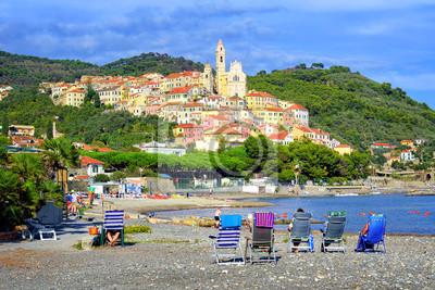 Fototapeta Cervo, Włochy