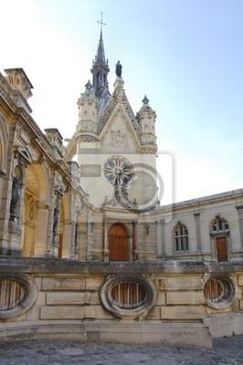 Chantily chateau, Francja