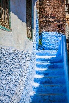 Fototapeta Chefchaouen Old Medina, Maroko, Afryka