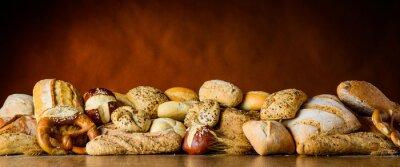 Fototapeta chleba i pieczywa pile