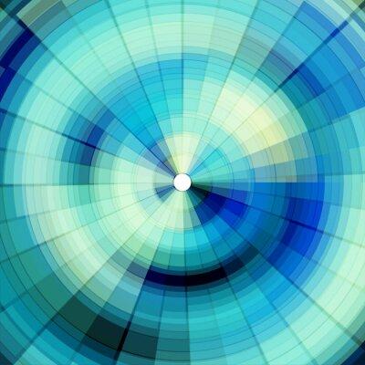 Fototapeta chłodny niebieski tła cyfrowe
