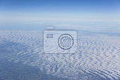 Fototapeta Chmury na niebie.