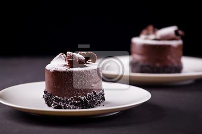 Fototapeta Ciastka czekoladowe
