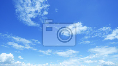 Fototapeta clear blue sky background,clouds with background.