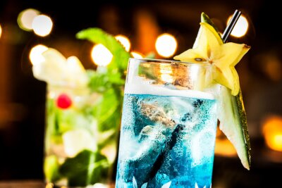 Fototapeta Cocktail Party