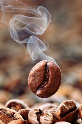 Fototapeta Coffee Bean tlącego