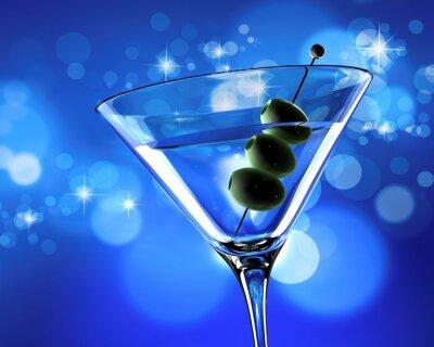 Fototapeta Czas martini