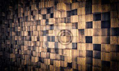 drewna geometryczne tle
