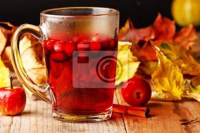 Fototapeta drink zima