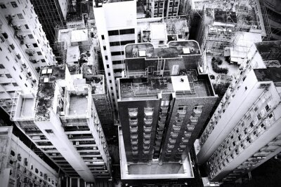 Fototapeta Dzielnica