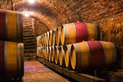 Fototapeta Dzieło odbiorców dla najlepszego wina