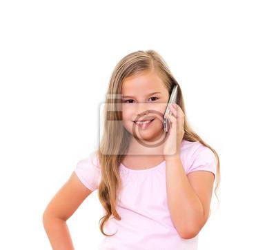 Dziewczyna z iPhone.
