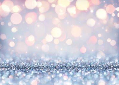 Fototapeta Efekt błyszczących luksusowy Narodzenia - Shining Background